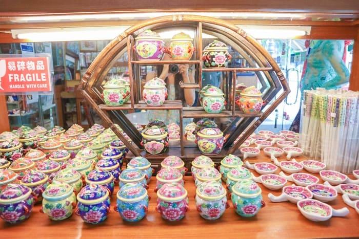 お砂糖、キャンディー、アクセサリー入れなどに使うカムチェンと呼ばれる器